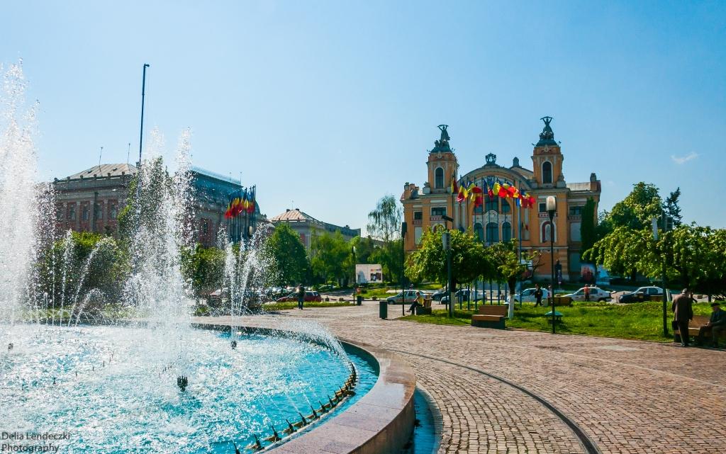 National Theatre Cluj-Napoca