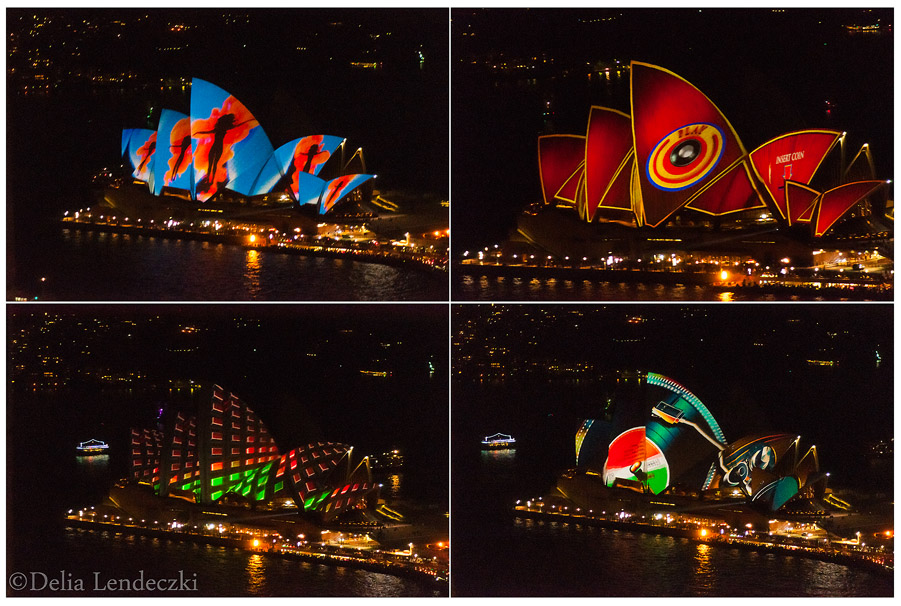 Sydney Vivid Lighting Festival